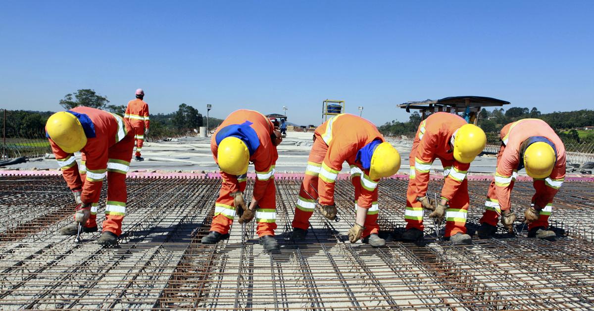 Highways steel infrastructure