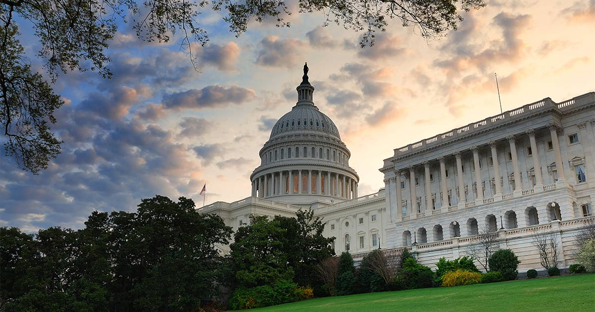 US Capitol Building - Steel Resources