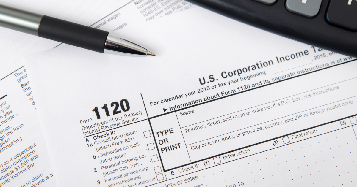 Policy tax form