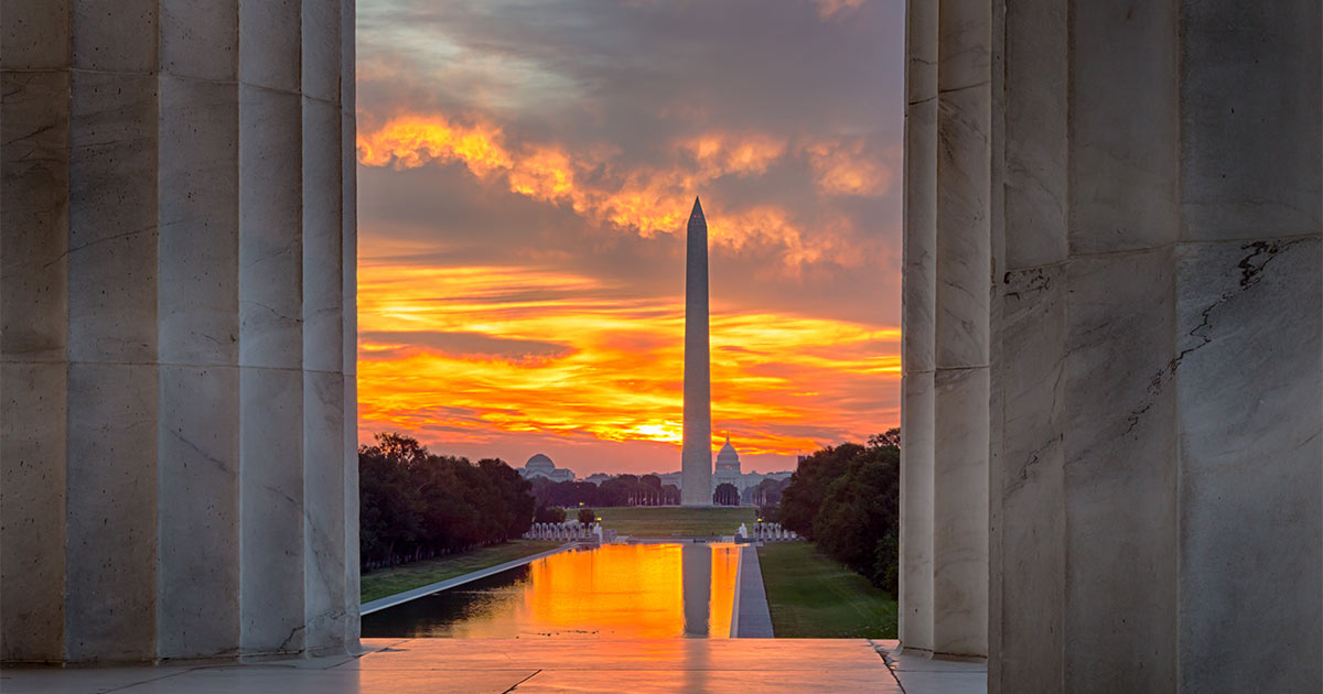 Washington Monument - Federal Advocacy for Steel